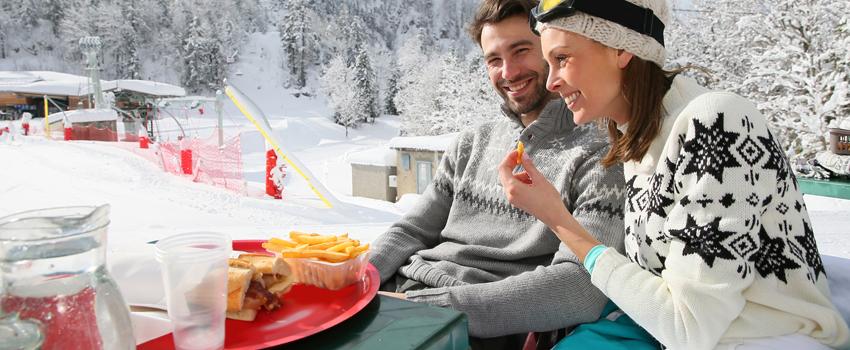 Partir en vacances à la montagne en hiver