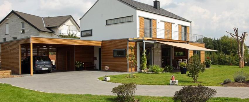 Opter pour une maison de vacances avec carport